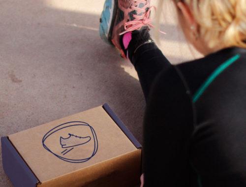 La box par abonnement Athletes Running Club est lancée