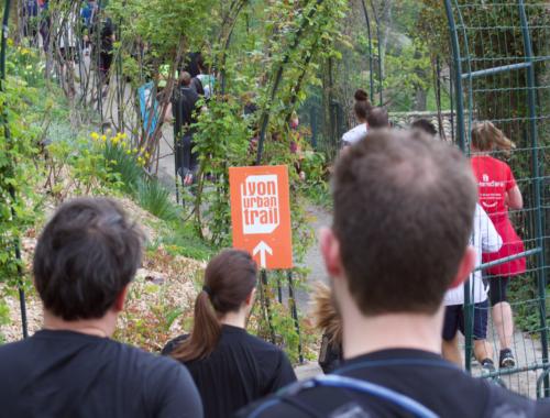 Coureurs du Lyon Urban Trail