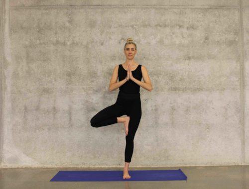 Yoga complémentaire à la course à pied