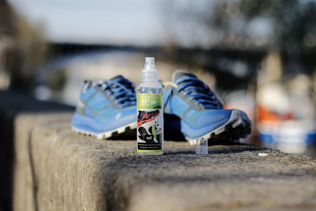 Spray NST entretien et hygiène des chaussures