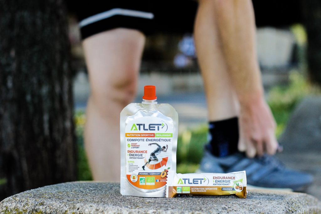 Nutrition sportive biologique Atlet
