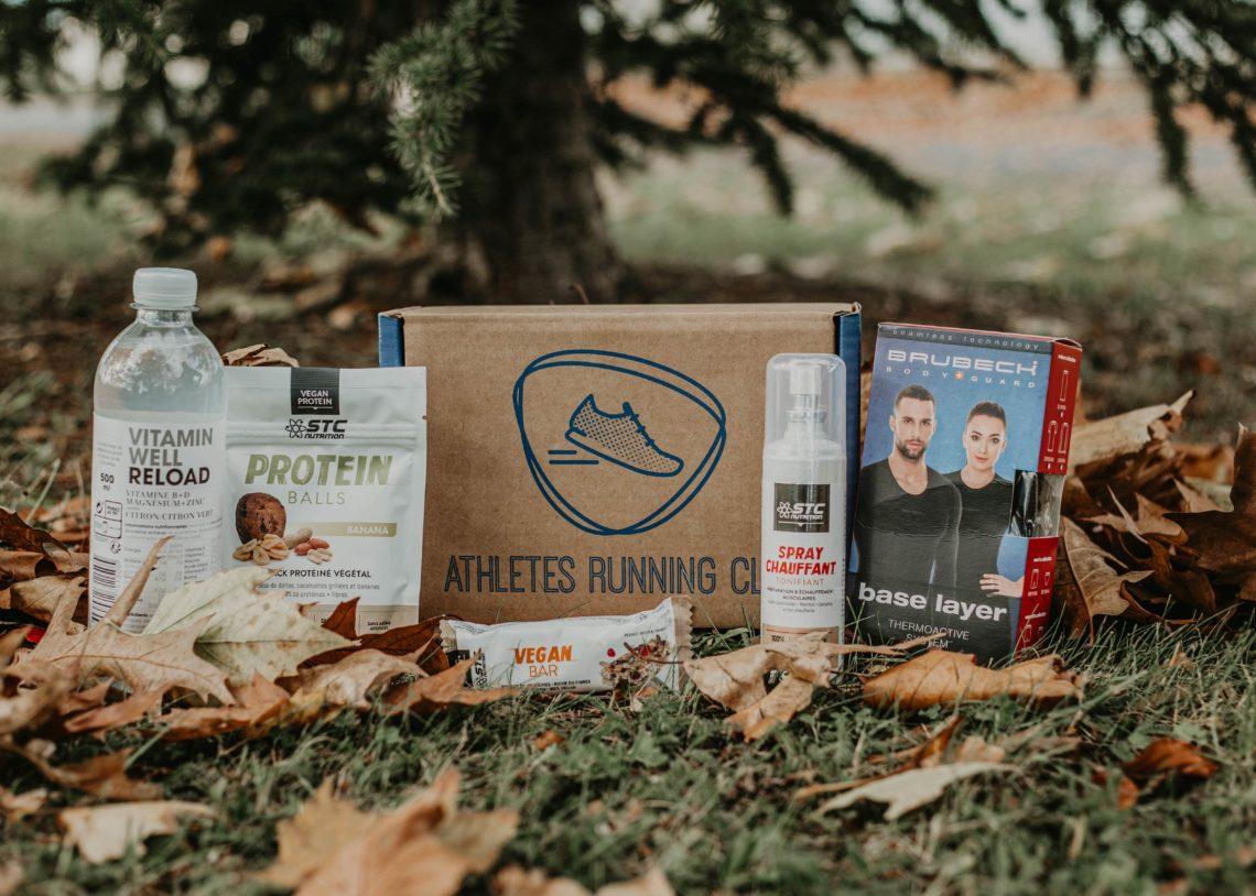 Box pour la course à pied et le trail Athletes Running Club