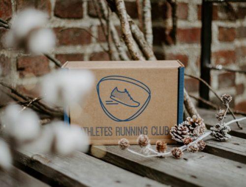 La box Athletes Running Club à offrir pour Noël