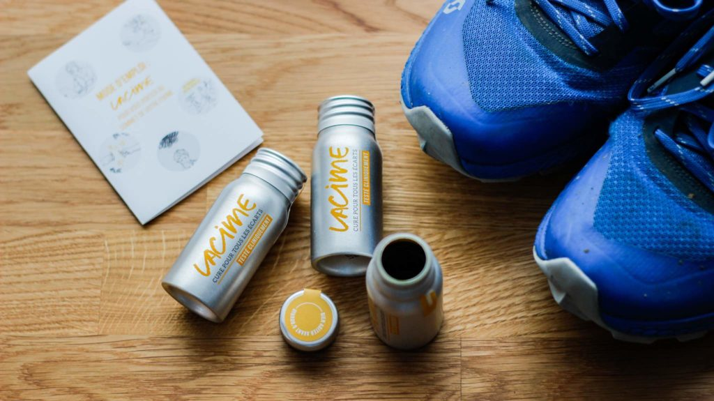 Cure coup de boost running Lacime