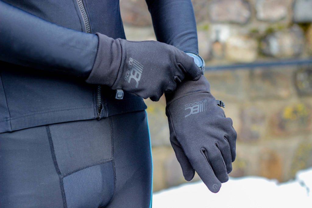 Paire de gants running