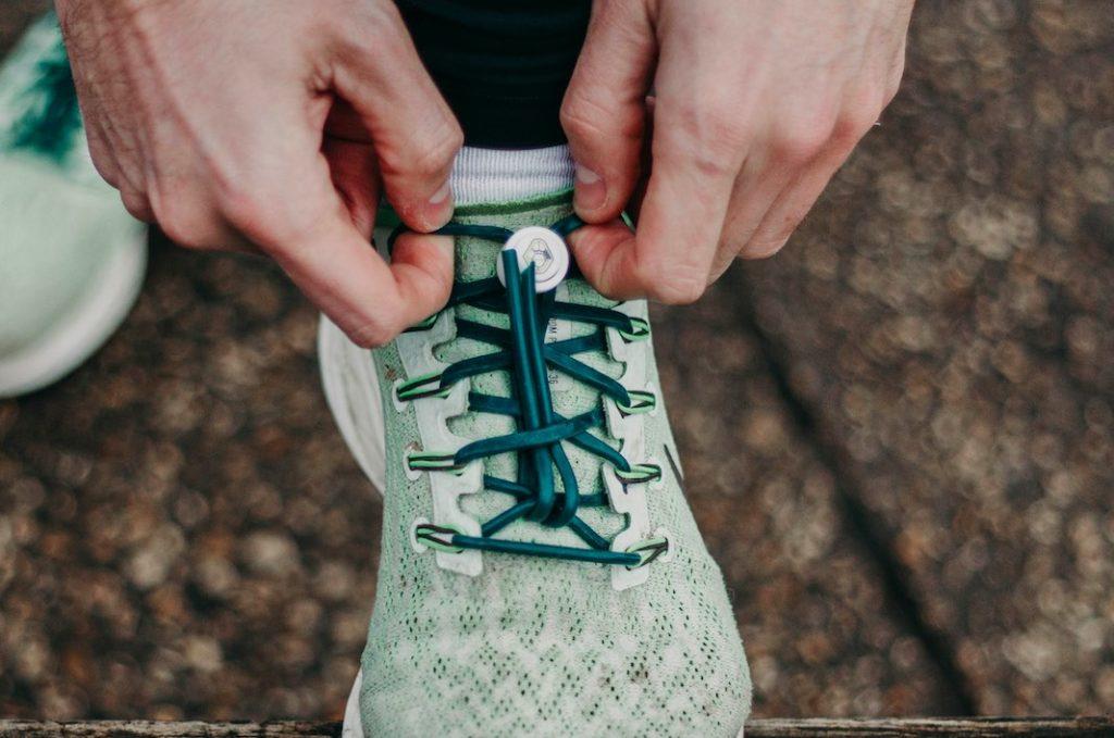 Lacets techniques pour running