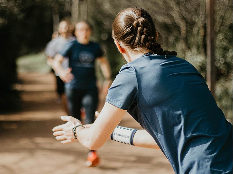 Coaching course à pied