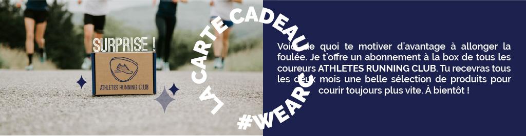 Carte Cadeau Athletes Running Club
