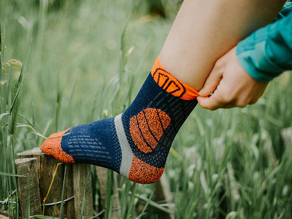 Chaussettes techniques trail SIDAS