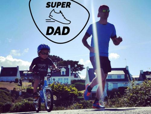Courir avec ses enfants : quand notre papa est aussi notre coach !